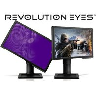 LED Gaming Monitor BENQ XL2411Z 24 inch Motion Blur Reduction|Gaming-comfort Flicker-free