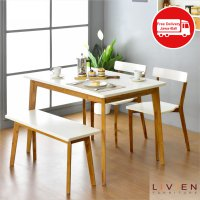 MEJA MAKAN - MOCCA DINING TABLE