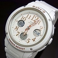 Original Watch 100% Jam Tangan Casio Baby-G BGA-150EF-7B Original BabyG
