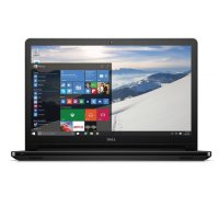 Dell Inspiron 14-5459 - Intel Core i5-6200 - 4GB RAM - Windows 10 - Hitam