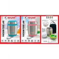 Shuma 350 Ml Rantang Lunch Box Vacuum Mini Food Jar Stainless Termurah07
