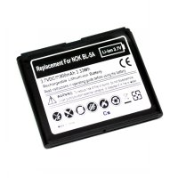 Battery Replacement for Nokia Asha 502 900mAh 3.7V - Black