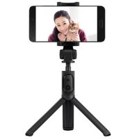 Xiaomi 3 in 1 Monopod Tripod Mini Bluetooth Shutter For Smartphone - Black