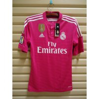 (Terbatas) Real Madrid 2014/15 away with WCC patch. BNWT. Original Jersey.