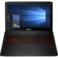 Asus ROG Gl552Vw Dm136 - 15' - Intel I7-6700Hq - 4GB RAM - Black