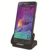 IMobi4 Desktop Charging Dock for Samsung Galaxy Note 4 - Black