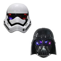 Mainan Topeng Star War Wars Starwars Darth Vader Storm Trooper