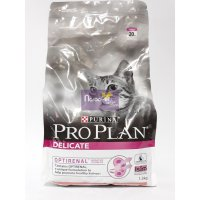 Makanan Kucing Pro Plan Delicate Optirenal Rich In Salmon 1,3 kg