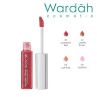 WARDAH WONDERSHINE LIP GLOSSY SHINE COLOUR