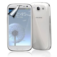 Anti-Glare Frosting LCD Screen Protector for Samsung Galaxy SIII / i9300