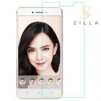 Zilla 2.5D Tempered Glass Curved Edge 9H 0.26mm for Oppo F1
