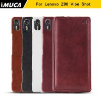 [globalbuy] Lenovo Vibe Shot case cover Vertical leather Flip case For Lenovo Vibe Shot Z9/3627793