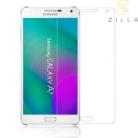 Zilla 2.5D Tempered Glass Curved Edge 9H 0.26mm for Samsung Galaxy A7 2015