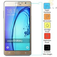 Zilla 2.5D Tempered Glass Curved Edge 9H 0.26mm for Samsung Galaxy On7