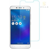 Zilla 3D Tempered Glass Curved Edge 9H 0.26mm for Zenfone 3 Laser ZC551KL