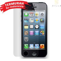 Zilla 2.5D Tempered Glass Curved Edge 9H 0.26mm for iPhone 5/5s/5c/SE