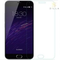 Zilla 2.5D Tempered Glass Curved Edge 9H 0.26mm for Meizu M2 Note