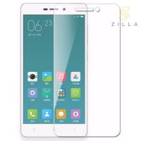 Zilla 2.5D Tempered Glass Curved Edge 9H 0.26mm for Xiaomi Redmi 4 Prime - Transparent