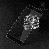 Zilla 3D Full Protect Tempered Glass Curved Edge 9H for Asus Zenfone 3 ZE520KL ZE552KL - Black