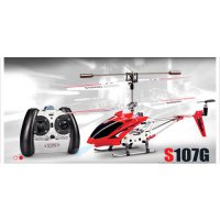 [globalbuy] Syma S107G IR 3-channel RC Single-blade Remote Control Helicopter Model Toys R/715603