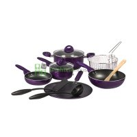 Cookware SET 12 Pcs SUPRA Rosemary (KLI368)