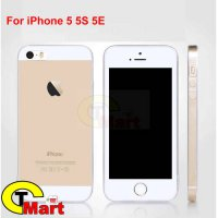 [globalbuy] Case for iPhone 5S SE Ultrathin Transparent TPU Cover Phone Cases mobile phone/3627131