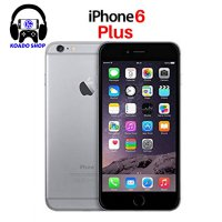 iPhone 6 Plus 64GB Grey Gold - Koado Shop