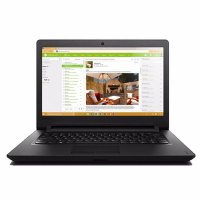 Lenovo IdeaPad 310-14IKB Core i5-7200U - Windows 10 - RAM 4GB - HDD 1TB - Hitam