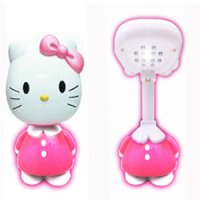 Lampu Meja Belajar Emergency Lamp Hello Kitty Full Body Listrik Koleks