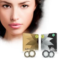 ZUHRA Big Eyes Softlens ber-MUI by X2 (100% HALAL)