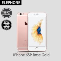 APPLE IPHONE 6S PLUS 16GB ROSE GOLD GSM ORIGINAL {FREE TEMPERED GLASS + SOFTCASE}