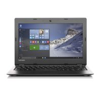 Lenovo IdeaPad 100 - 15.6' - Intel Core i3 5020U - 8GB RAM - WIN10 -Hitam