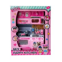 MAINAN ANAK MASAK MASAKAN LOL MODERN KITCHEN SET