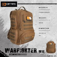 Ransel Cartenz Tactical Warfighter M12 - CAF 70644
