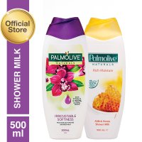 Palmolive Naturals Shower Milk/Sabun Mandi Susu 500 ml