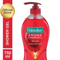 Palmolive Aroma Therapy Sensual Shower Gel/Sabun Mandi Gel 750ml