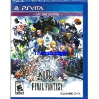 [Sony PS Vita] World Of Final Fantasy