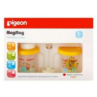 Pigeon Mag Mag All In One Set Training Cup Gelas Minum Bayi Termurah07