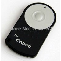 [globalbuy] RC-6 RC6 IR Wireless Remote Control For Canon 5D II/7D/550D/500D 60D 600D free/1208285