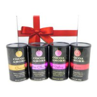 [poledit] CyberCucina Cocoalicious Gourmet Cocoa And Hot Chocolate Gift Basket (T2)/13654316