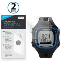 [poledit] BoxWave Garmin Forerunner 15 ClearTouch Anti-Glare (2-Pack) and ClearTouch Cryst/11713359