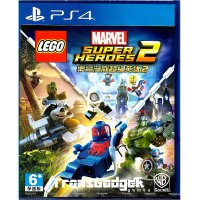 [Sony PlayStation PS4] LEGO Marvel Super Heroes 2