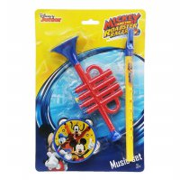 Kado Mainan Terompet MICKEY MUSIC SET