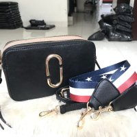 Tas wanita branded murah batam fashion import MAR*C JACOBS SNAPSHOOT