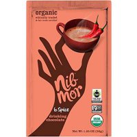 [poledit] NibMor Drinking Chocolate Mix, 1.05 Ounce (Pack of 6) (T1)/13653024