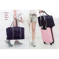 Korean Easy Travel Bag (Tas travel ukuran besar, super praktis)