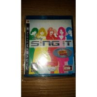 KASET PS3 ORI DISNEY SING IT SEGEL PLASTIK BARU