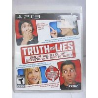 KASET PS3 ORI TRUTH OR LIES SEGEL PLASTIK BARU