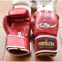 WOLON BOXING GLOVES - MMA GLOVE SARUNG TANGAN TINJU MUAY THAI