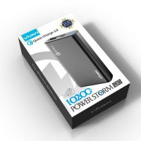 Vivan Q10 Quick Charge 3.0 10200mAh Power Bank Iron Gray Original